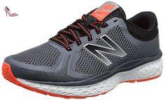 New Balance 720v4, Chaussures de Fitness Homme, Gris (Dark Grey), 43 EU - Chaussures new balance (*Partner-Link)