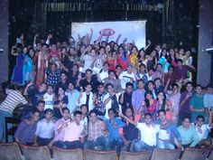 Students pose for that perfect click Teachers Day Celebration, Teachers' Day, Students, Poses, Concert, Celebrities, Figure Poses, Celebs, Concerts