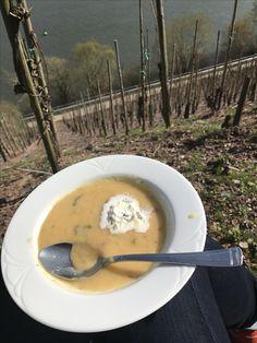 Suppe mit Aussicht