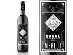 33+ Beautiful Wine Logo Designs for Inspiration - Bloom Web Design
