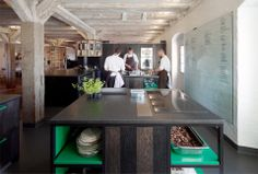 3XNs Interior for Noma Restaurant's Food Lab
