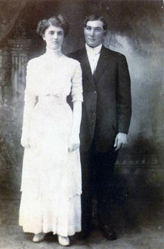 Свадебная мода Эдвардианского периода. - Ретро-дамы