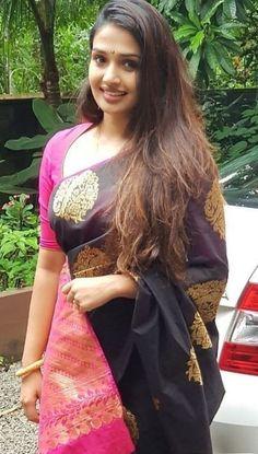 Beautiful Girl In India, Most Beautiful Indian Actress, Beautiful Girl Image, Beautiful Saree, Gorgeous Women, Beauty Full Girl, Cute Beauty, Beauty Women, Long Indian Hair