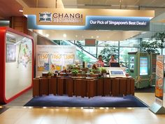 Changi Arrivals - Singapore Airport Deals | The Travel Tart Blog