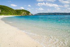 Go to the beach in Okinawa.