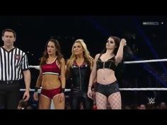 WWE Fastlane Kickoff - YouTube
