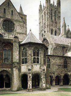 shiannesews: Canterbury Cathedral — FUCKITANDMOVETOBRITAIN