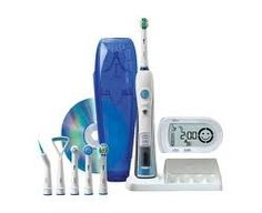 Oral B Triumph 5000 toothbrush  All Oral B 5000 Brushes sold through us come with a £50 OFF voucher for Professional Tray Home whitening courtesy of Simplyteeth Dental Practices (Voucher sent with your order.) #voucher #dental