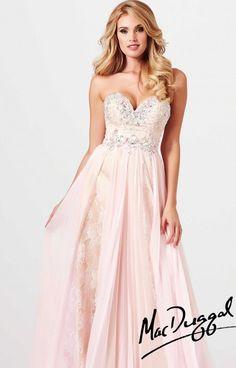 mac duggal   Mac Duggal - 81980M Dress