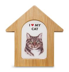 Tabby Cat House Magnet One thing we love is a product line that has multiple…