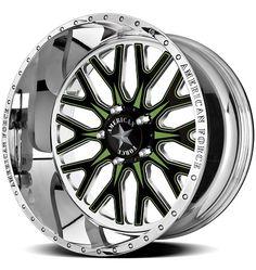 AMERICAN FORCE FP wheels 20 inch
