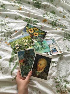 — got some cute postcards