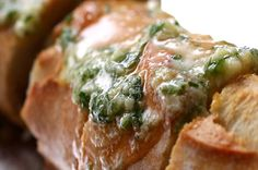 Aprenda a fazer o Pão de alho recheado com frango à milanesa
