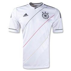 Germany 11/13 Home Soccer Jersey Reminds me of Mesut Ozil <3