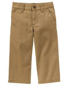 Herringbone Pants at Gymboree