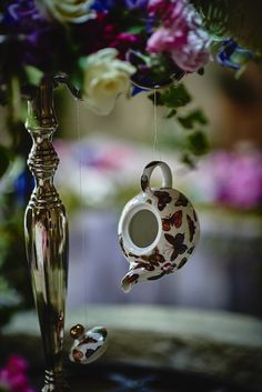 This Alice in Wonderland-Inspired Wedding Is What Dreams Are Made Of | It's best to believe in as many as six impossible things before breakfast—an Alice in Wonderland themed wedding seems like a good place to start. ...