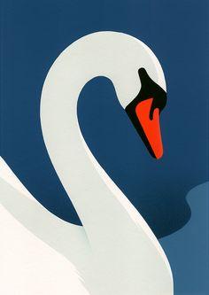 Thomas Danthony, Posca Marker, Kunst Inspo, Simple Canvas Paintings, Mini Canvas Art, Minimalist Painting, Arte Pop, Geometric Art, Bird Art