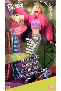 looooved this Barbie