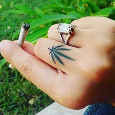 Ganja Tattoo How to grow marijuana and weed to produce quality buds. http://plantingpot.com