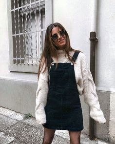 Dress Up Outfits, Mode Outfits, Women's Dresses, Casual Outfits, Dresses Online, Fall Fashion Outfits, Winter Outfits, Autumn Fashion, Womens Fashion