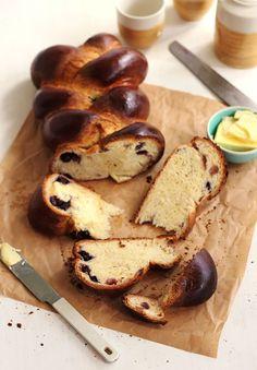 Mmm...looks like it'd make great french toast. Blueberry Vanilla Bread