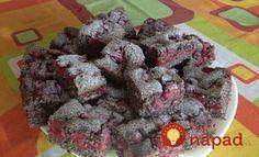 Vynikajúci koláčik, ktorý pripravíte za pár minút. Ak máte radi kombináciu lahodného makového cesta, šťavnatého ovocia a skutočne jednoduchej prípravy, tento dezert je pre vás tým pravým. Potrebujeme: 2 hrnčeky mletého maku  2 hrnčeky kryštálového cukru  2 hrnčeky polohrubej …