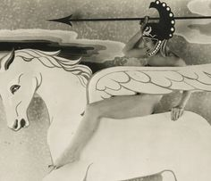 Amazing 1920s Surreal Photo by Alberta Vaughn