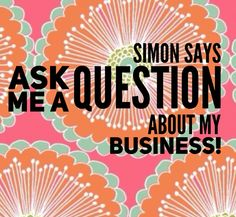 Simon Says Scentsy Online Game Direct Sales Games, Direct Sales Party, Simon Says Game, Avon, Scentsy Games, Interactive Facebook Posts, Norwex Party, Facebook Engagement Posts, Thing 1