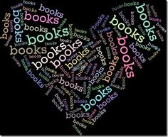 Books and more books!   Exactly my philosophy.