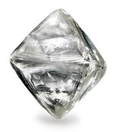 DIAMOND -Diamonds are the hardest natural substance on earth. -Light normally travels at 186,000 miles per second, but diamond is so dense that it slows light to less than half that speed. -You can pay to have your cremated ashes made into a diamond.