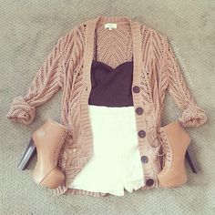 In love with this! NEED. Minus the shoes