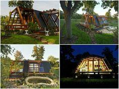 Small zero energy house