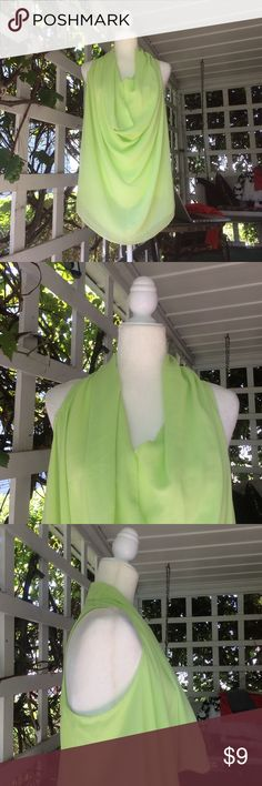 Green Shirt Brand new Fate Tops Blouses