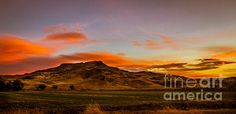 Little Butte: http://fineartamerica.com/profiles/robert-bales/shop/all/all/all