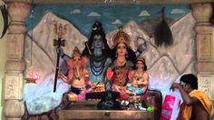 Ekadasa Vara Nitya Rudrabhishekam 04th March 2014