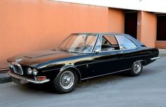 One of Two: 1966 Bertone Jaguar FT Coupe