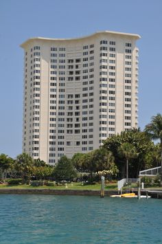 The Chalfonte in Boca Raton, FL.  Oceanfront with views of Lake Boca.