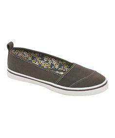 Take a look at this Brown Jennifer Slip-On Shoe by Daniel Green on #zulily today!