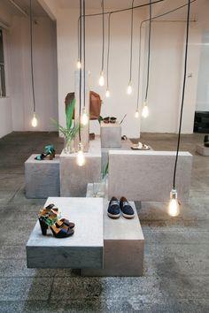 Zign Lotto shoes Event : #zignshoes #elenamora #setdesign