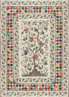 Quilt Making, Dutch, Quilts, Rugs, Home Decor, Tree Of Life, Farmhouse Rugs, Homemade Home Decor, Comforters