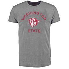 Washington State Cougars Original Retro Brand Vintage Tri-Blend T-Shirt - Heathered Gray - $23.99