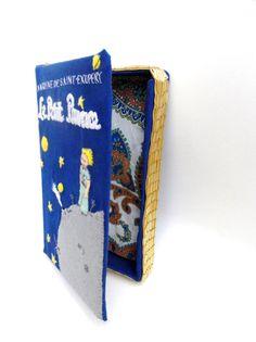 Book bag Antoine de Saint Exupéry Le Petit Prince by ditafelici,
