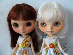 Dress Winnie the Pooh & Friends for Blythe Doll