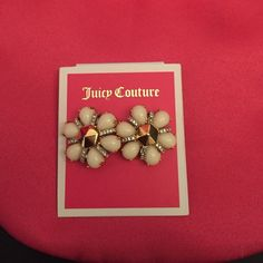 Juicy couture earrings Juicy couture earrings Juicy Couture Accessories