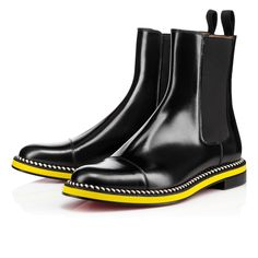 Joni Boot Black Leather