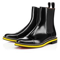Joni Boot Black Leather