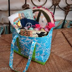-Great tween easter basket! Also has a basket for a friend from the beautiful life