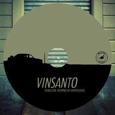 ARTWORK by Studio Lulalabò:  VINSANTO, Qualche giorno di vantaggio (Bajun Records/Irma Records) /// OUT NOW in digital stores + vynil LP + cd (limited edition)