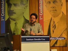 Igor de Almeida lidera o projeto de desenvolvimento de uma vacina contra a doença de Chagas, em andamento na Universidade do Texas em El Paso, nos EUA