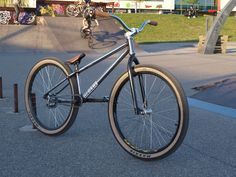 "Bike check, ILLBIKE Peanut 26"" 2013 mk3"